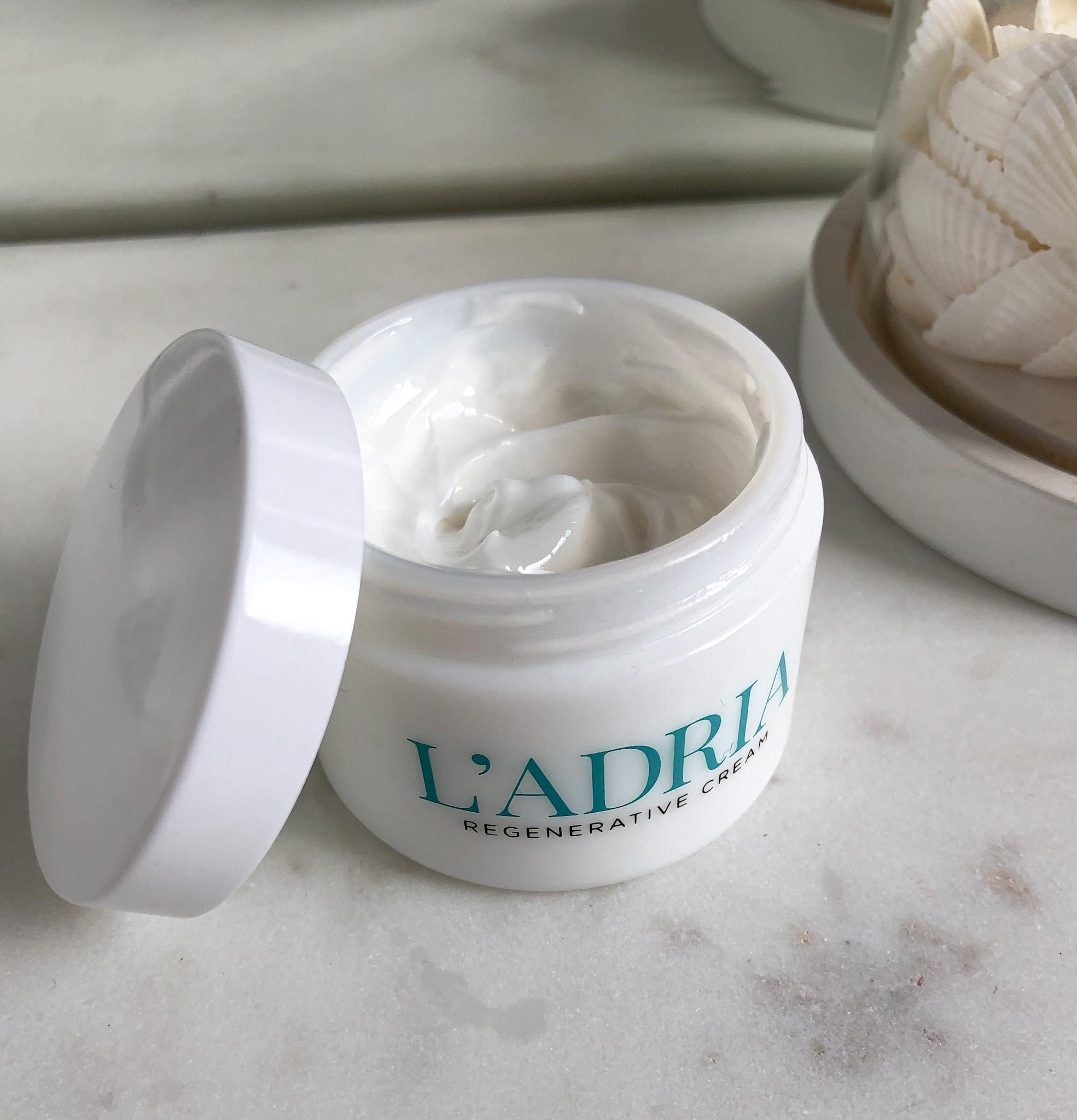 L'Adria Regenerative Cream_Recenzija