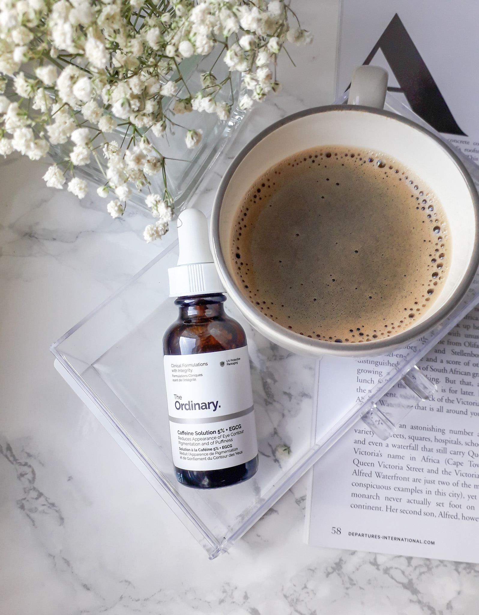 The Ordinary preporuke Caffeine Solution