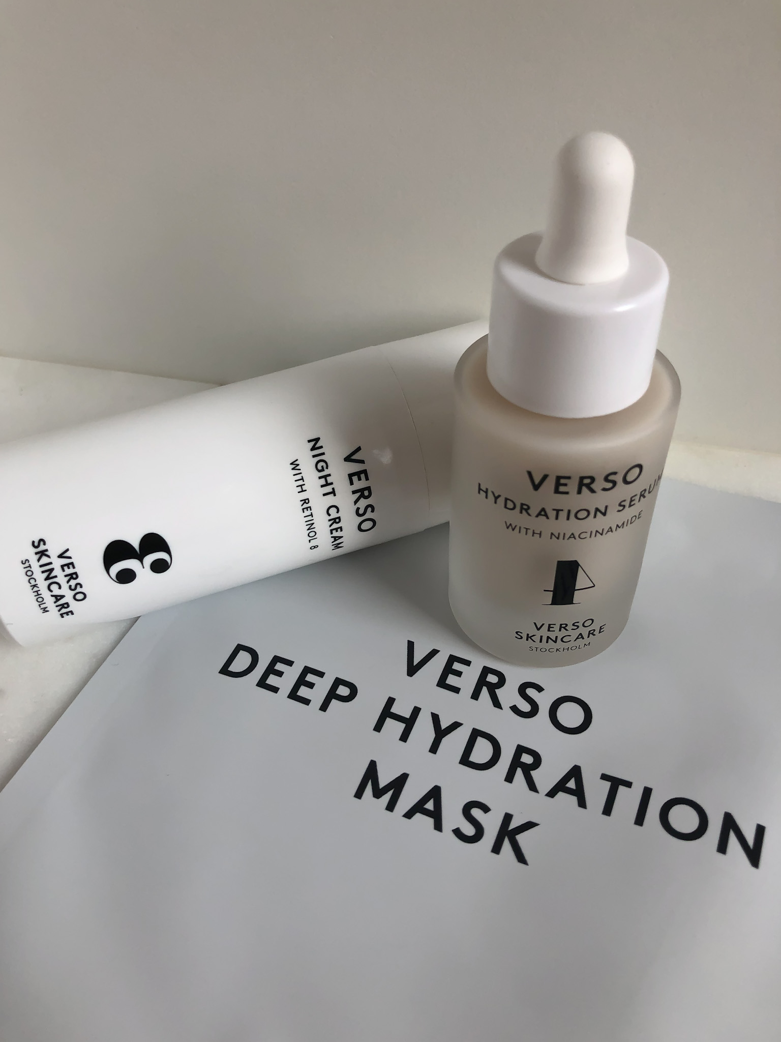 Verso Deep Hydration Mask Recenzija