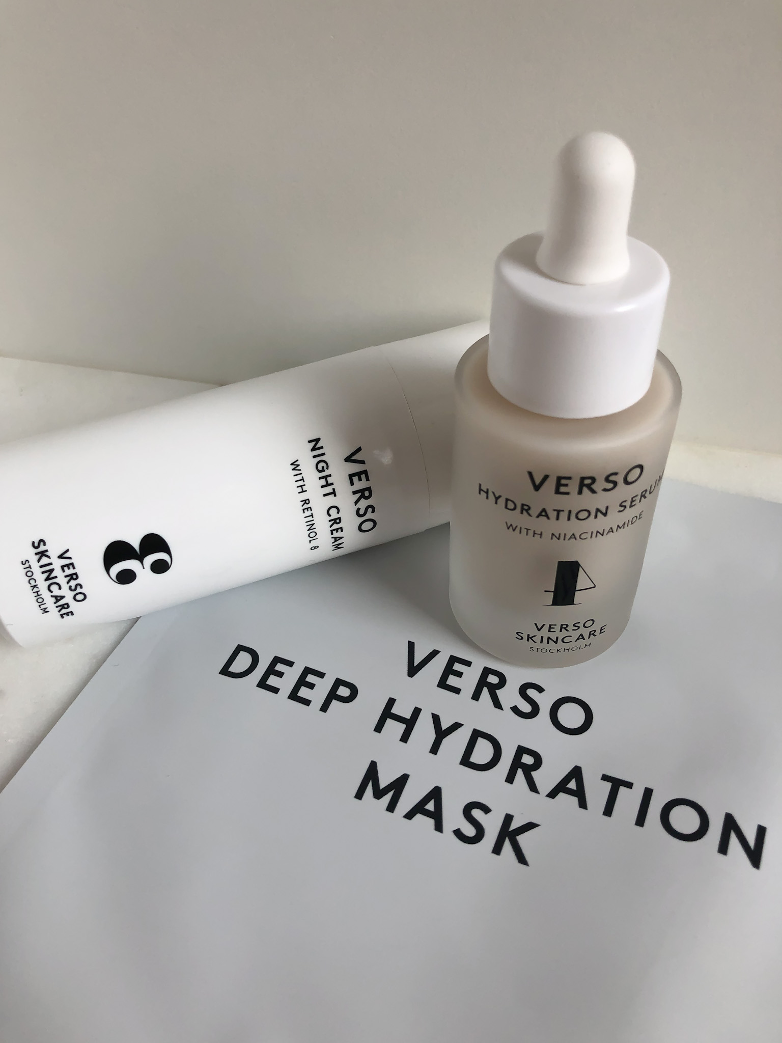 Verso Skincare Hydration Serum