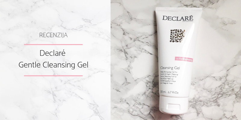 Declare Gentle Cleansing Gel Review