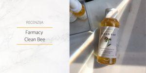 Farmacy Clean Bee_Recenzija