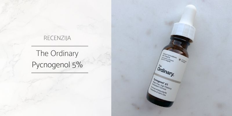 The Ordinary Pycnogenol Recenzija