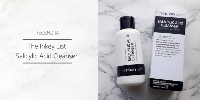 The_Inkey_List_Salicylic_Acid_Cleanser_Recenzija