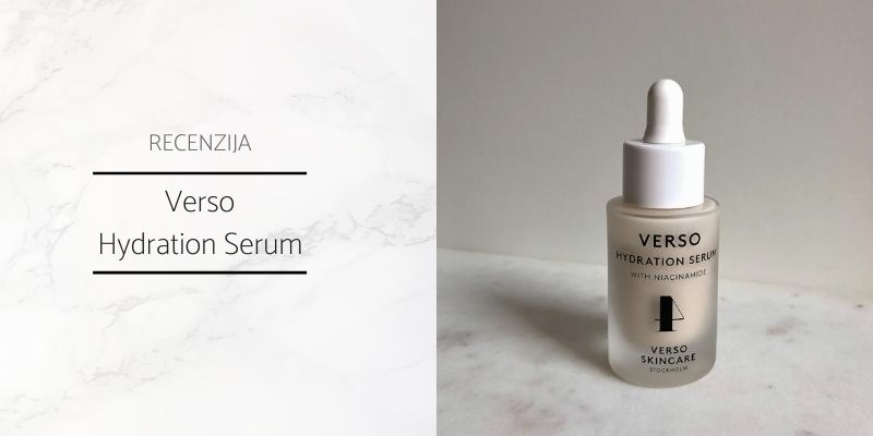 Verso Hydration Serum Featured